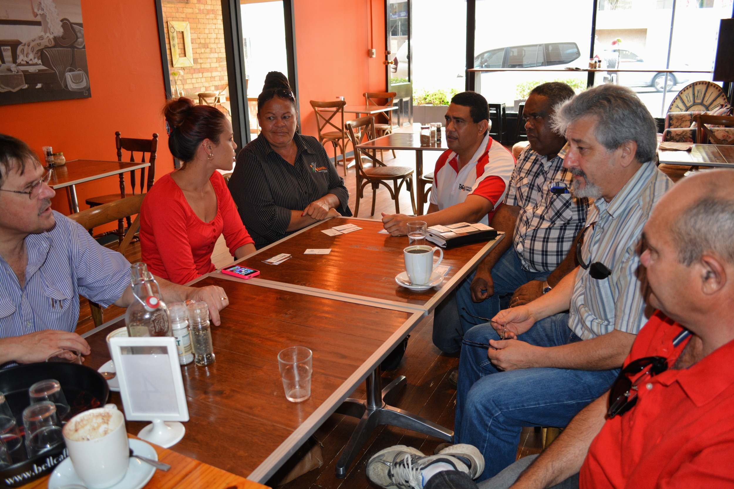 Southeast Qld Indigenous Chamber of Commerce Coffee Event
