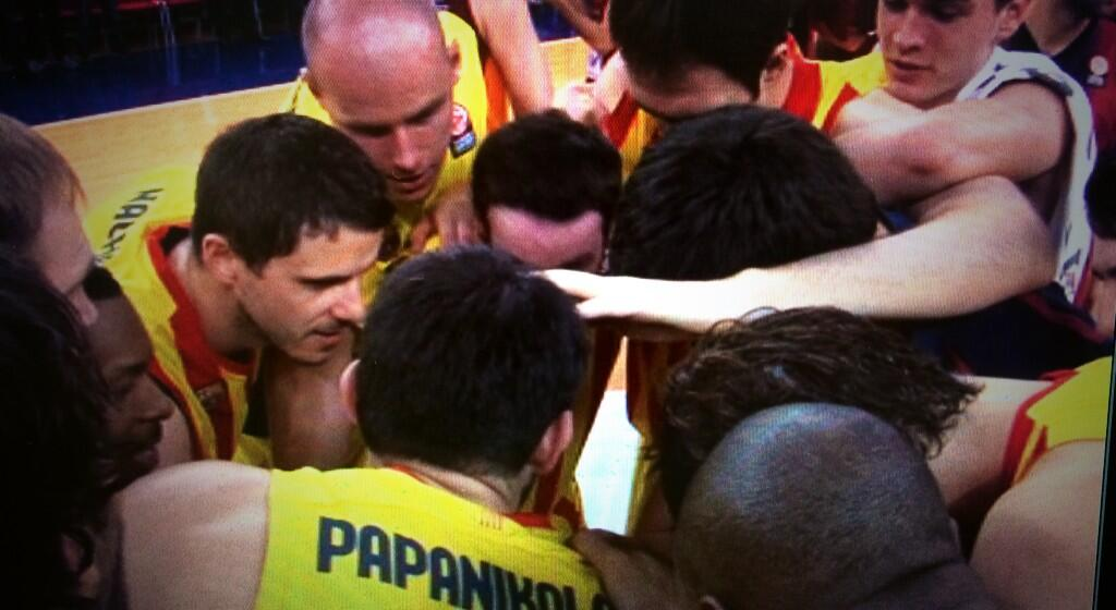 Barcelona cruises to another vicotry in ACB.
