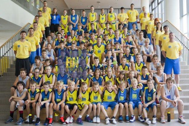 Boki Nachbar Basketball Camp 2014