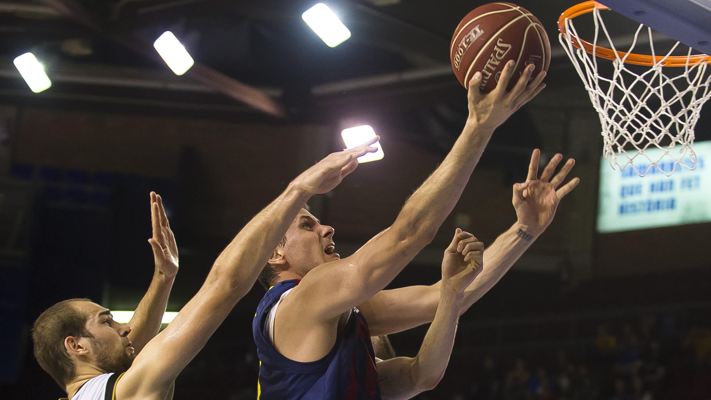 Boki je imel aktivno poletje, sedaj pa se že z ekipo Barcelone pripravlja na novo sezono.