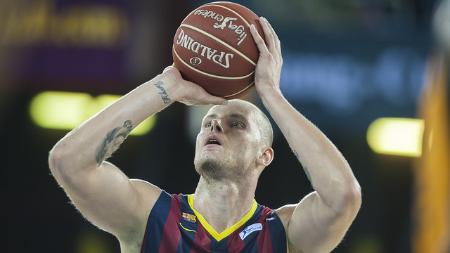 Lampe was also MVP of round 7 in ACB league.