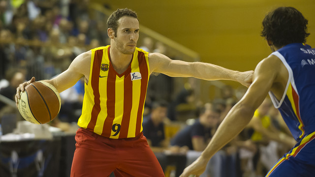 Huertas had a big game with 15 points, 6 assists and 4 rebounds.
