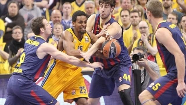 Barcelona je pokazala premalo za zmago v Berlinu.
