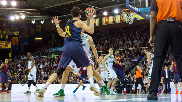 Ante Tomic had another great performance.