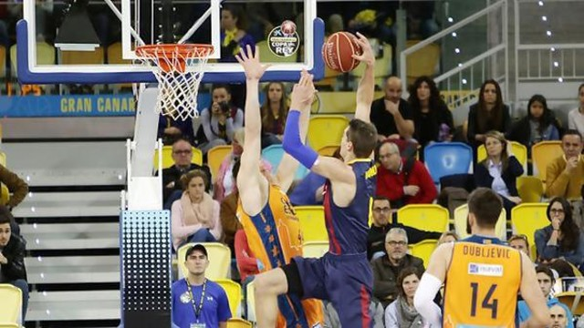 Mario Hezonja had a good game, finishing with 13 points.