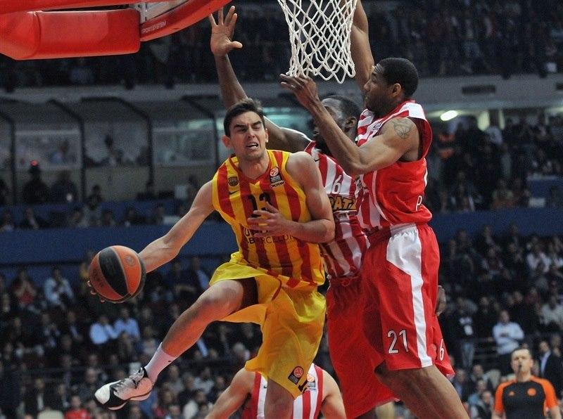 Sanje o Final Four-u so za Barcelono končane. Največ je v seriji z Grki pokazal prav Satoransky.
