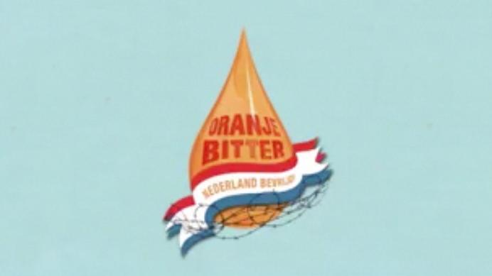 Oranje Bitter videowall for exhibition