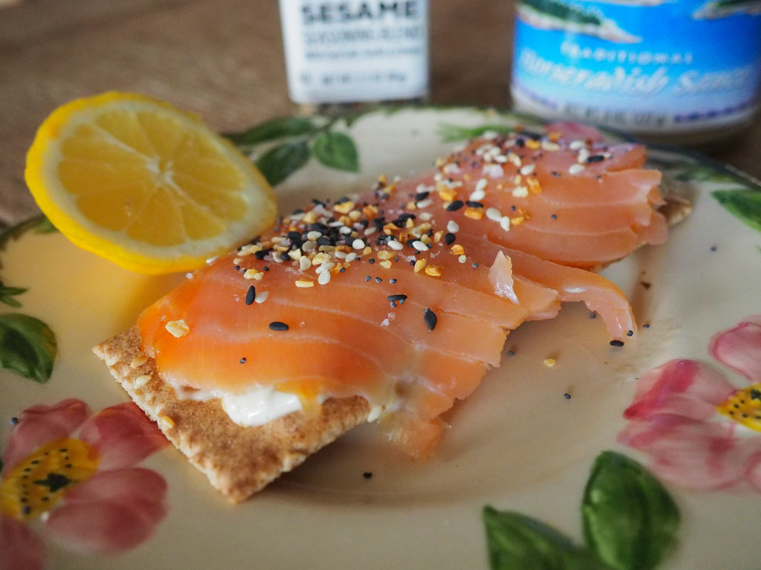 Chowhound - Five Ways to use Trader Joe's Everything but the Bagel Sesame Seasoning Blend -