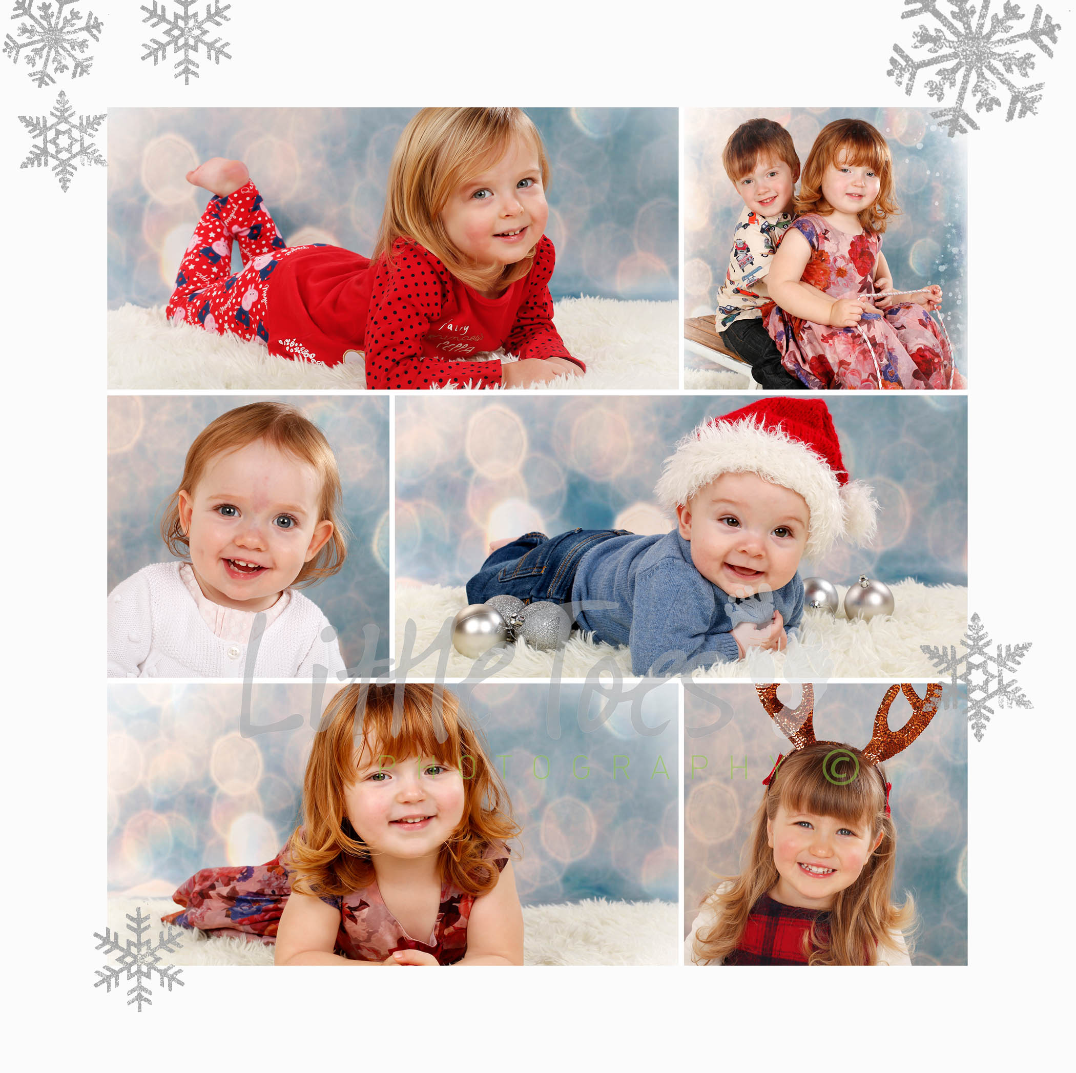 Christmas with Little Toes Photography x