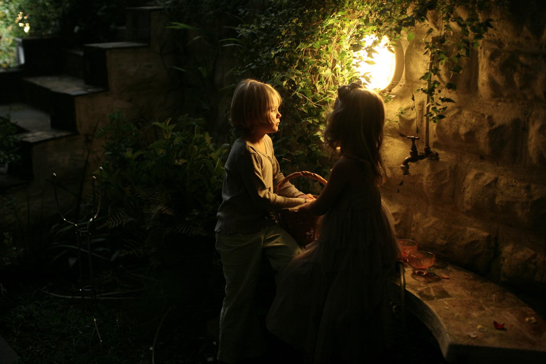 Marie-Claire + Simon