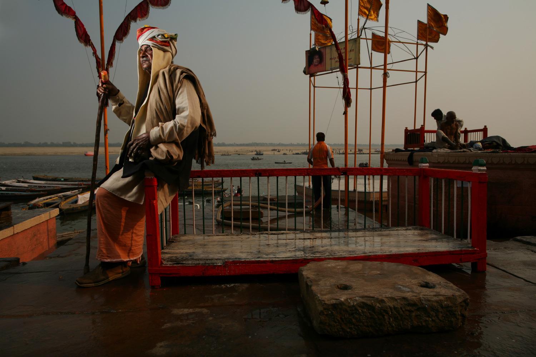Varanasi Holy Man