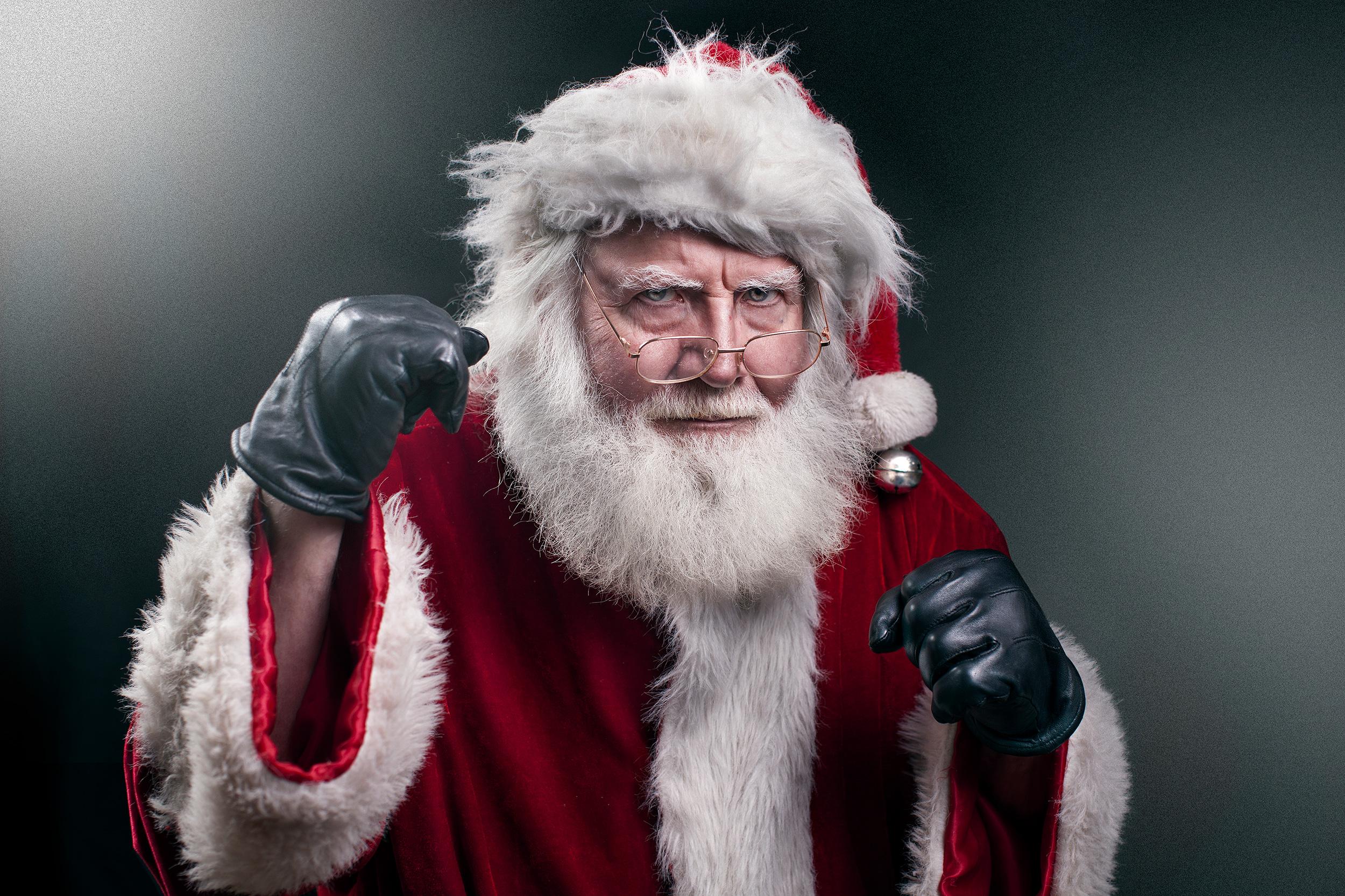 MMA Santa