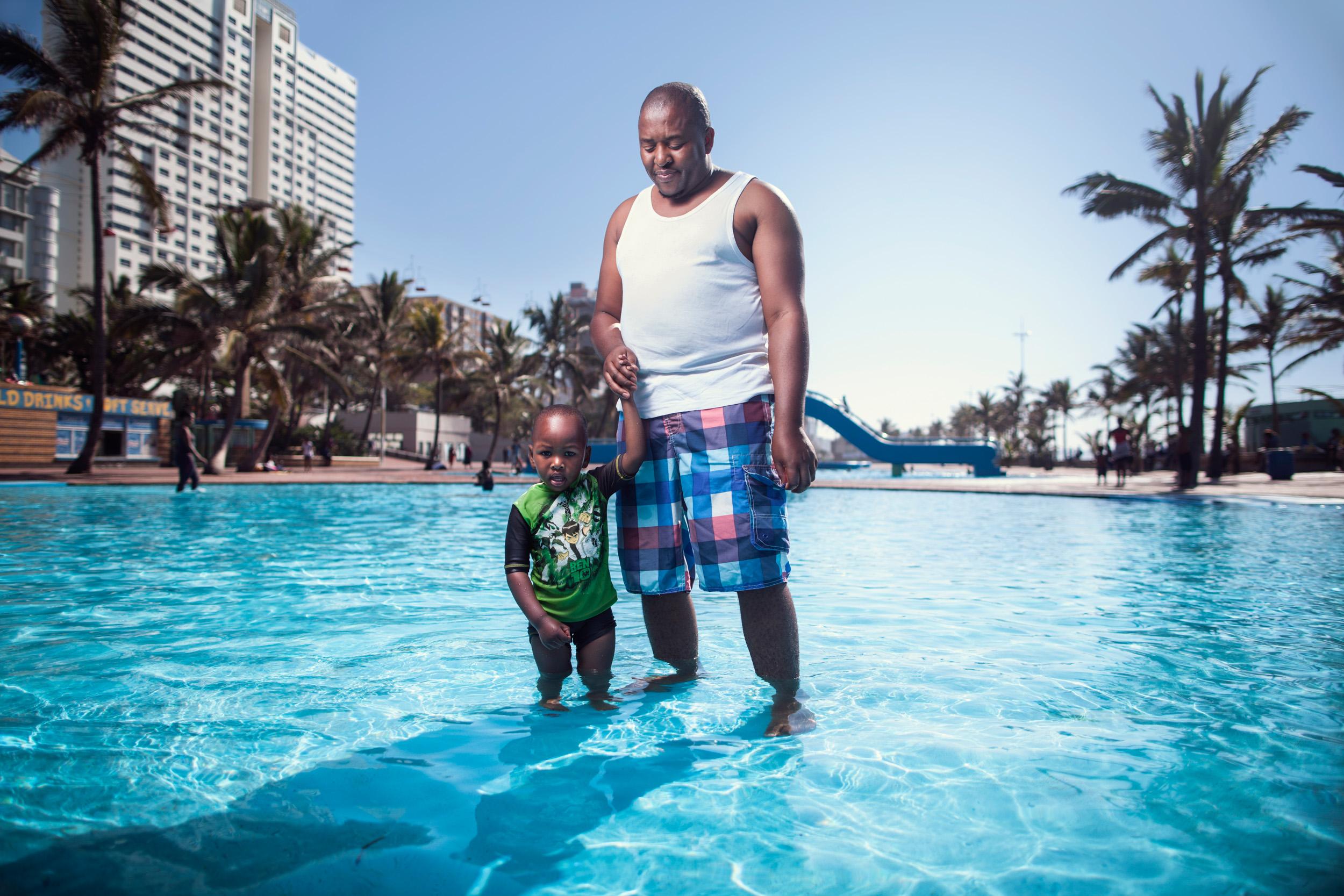 Omo and Thabo