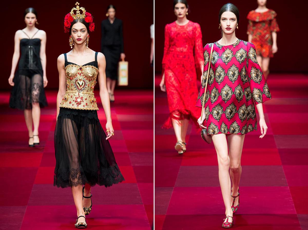 Style.com, Dolce Gabbana SS15