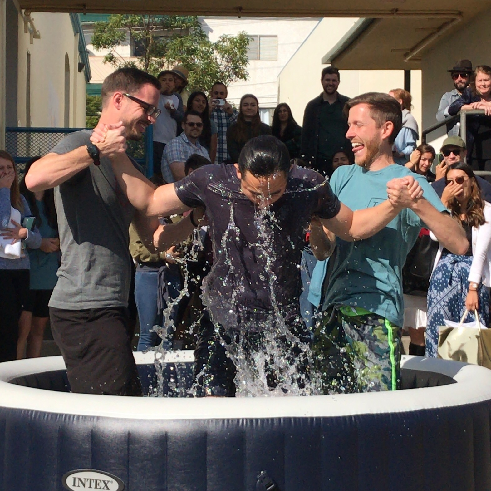 Caleb and Devin Baptizing - TCLA.JPG