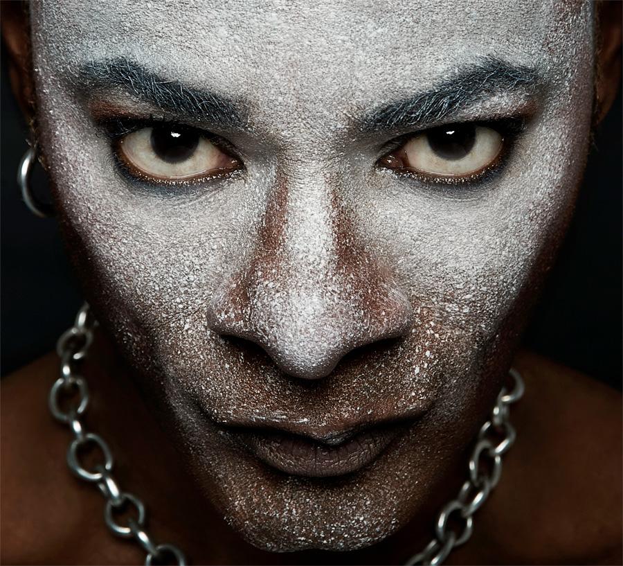 """Percival Duke - CD-Cover """"GHOST"""""""