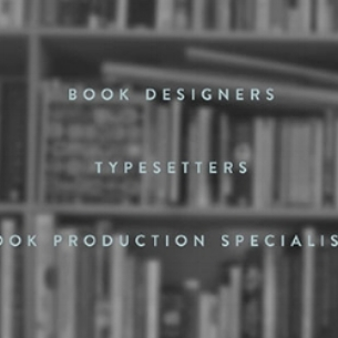 Dan Prescott of Couper Street Type Co. shares his thoughts on typesetting and book design