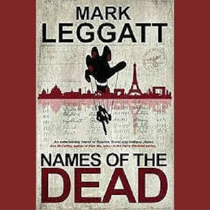 Meet Scottish thriller author Mark Leggatt