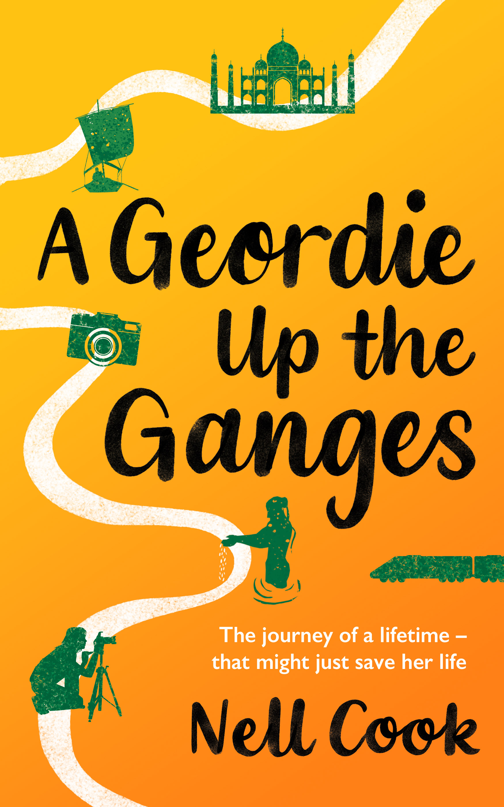 A Geordie Up The Ganges Ebook Cover.jpg