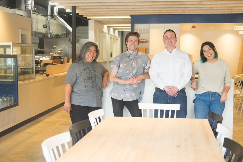 Joel and the team at Convivial