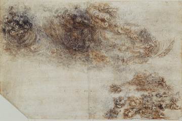 Leonardo DaVinci Visions of the end of the world / A Deluge  http://faculty.virginia.edu/Fiorani/NEH-Institute/essays/stewart