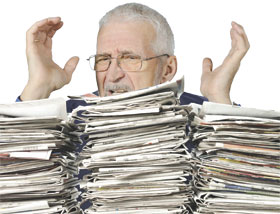 Don't be a process hoarder.