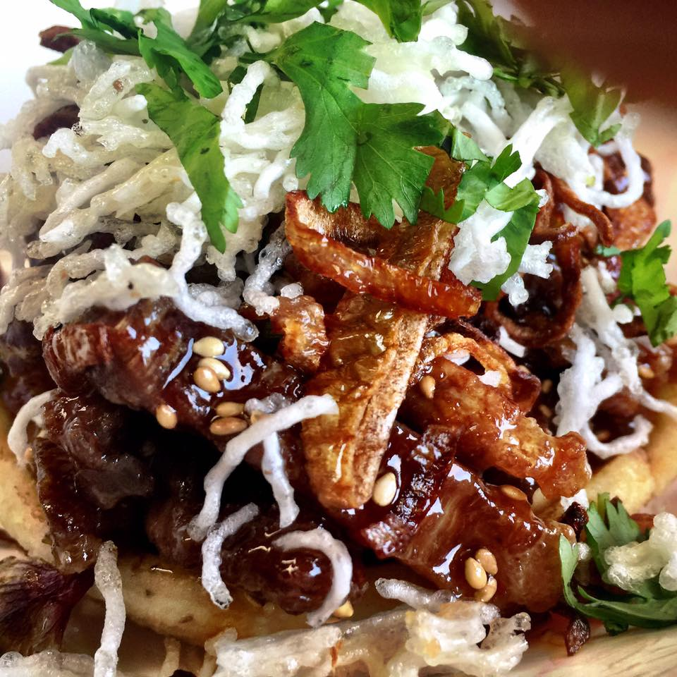 The Crunchy Beef Sope!