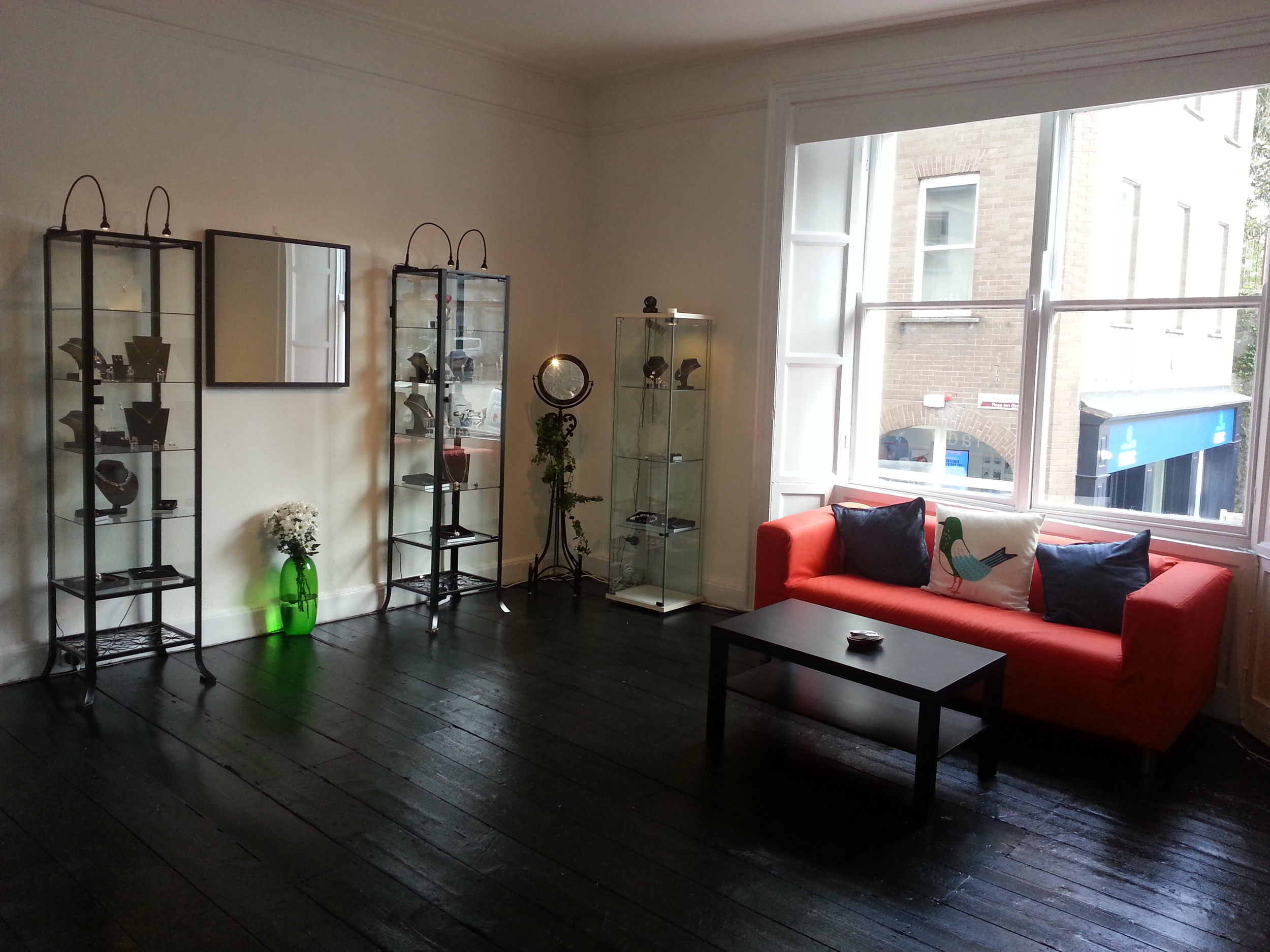 Jewellery Showroom, 19 Rose Inn Street Kilkenny City