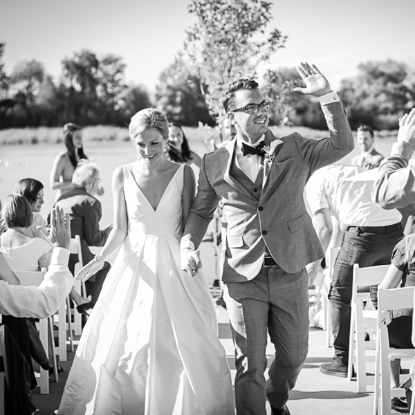 Theresa and Dillon featured on realweddings.ca