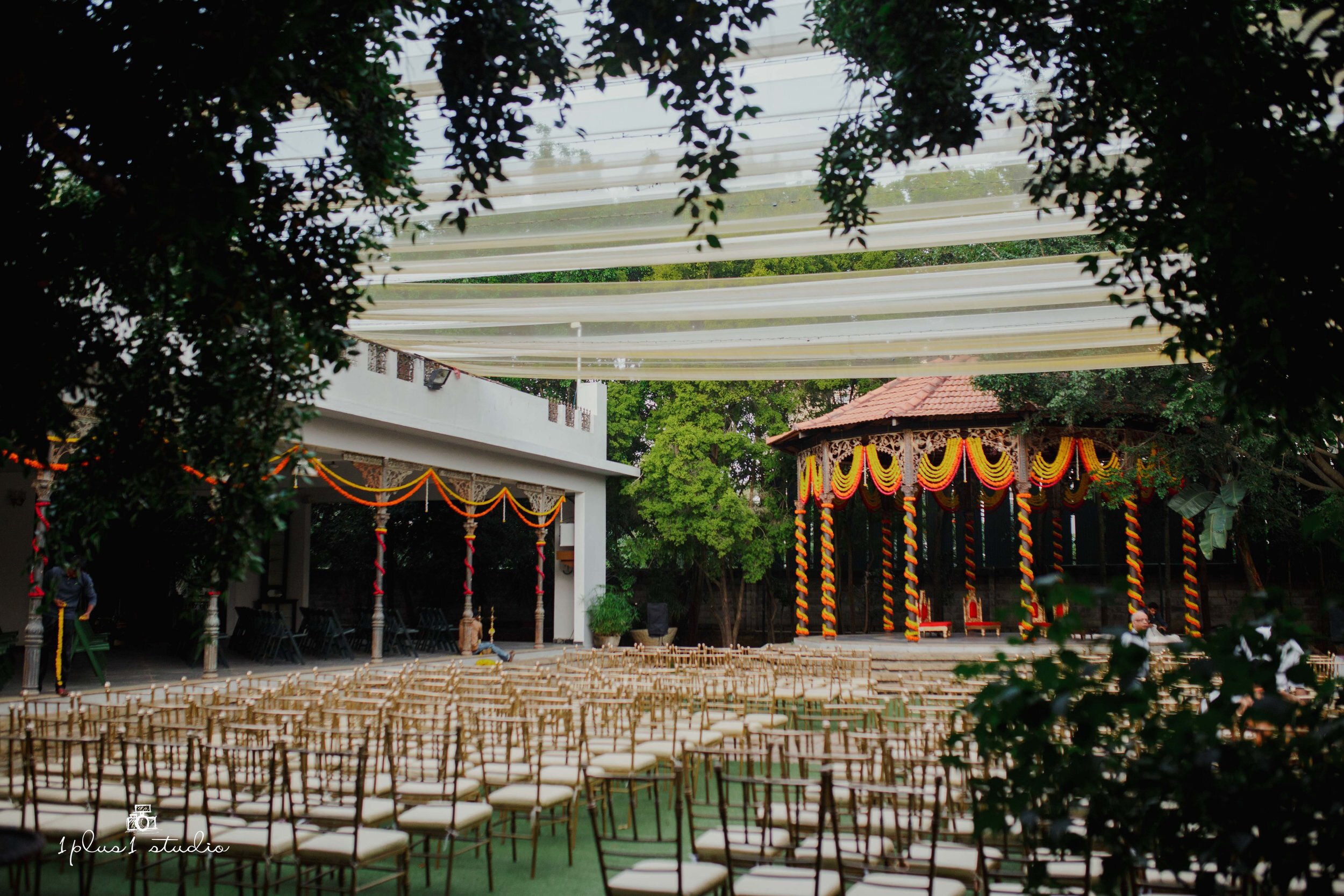 The Best Wedding Venues In Bangalore