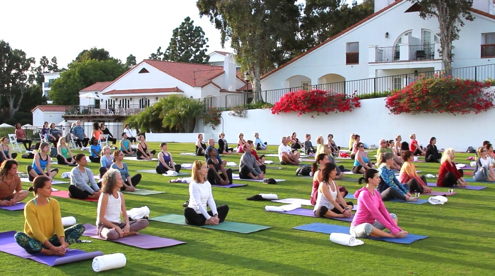 MindBody classes at   the Chopra Center  = #HealthcareHospitality opportunities. This property has turned over hospitality management several times, I believe its currently an Omni hotel.   Hospitality industry   can become involved in hoods everywhere to create #HealthcareHospitality, #CorrectionsHospitality, #NeighborhoodConcierge & #ProjectConcierge services. Welcome to our neighborhood!