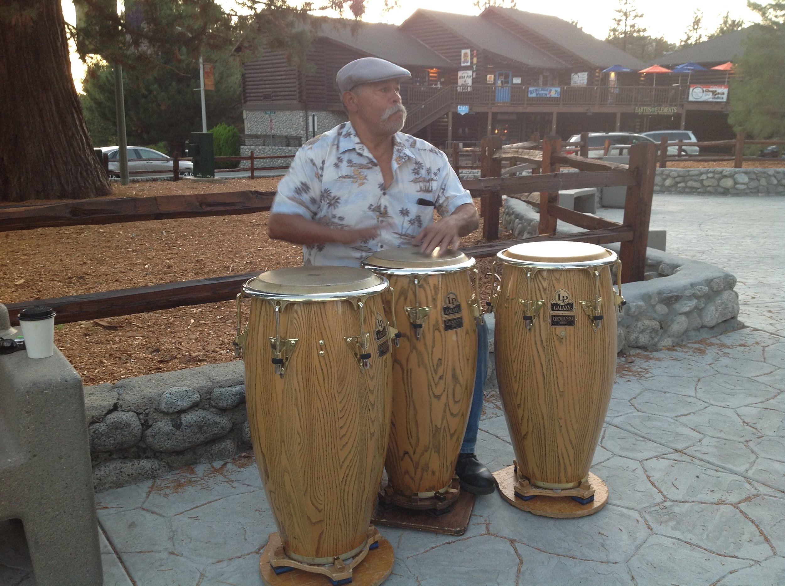 Should we hire this local Idyllwild talent to entertain at our wedding?