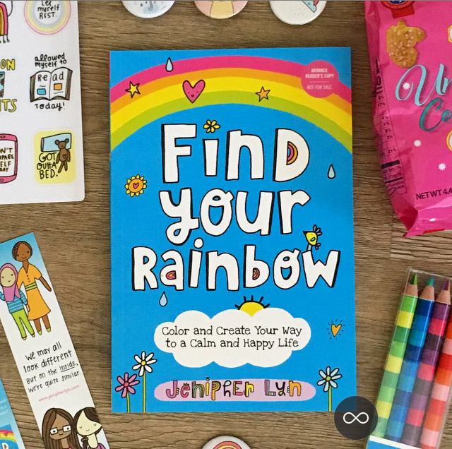 Find Your Rainbow - Autographed Copy!