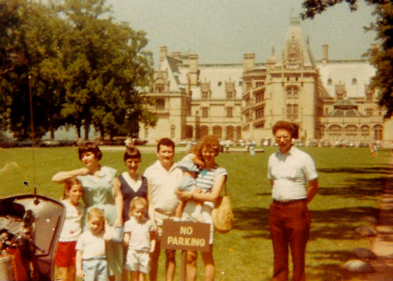 A trip to Biltmore that I wish I remembered....