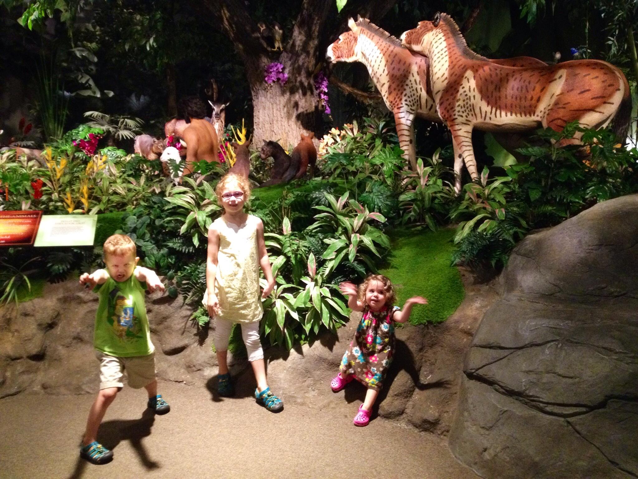 Kids in the Garden of Eden