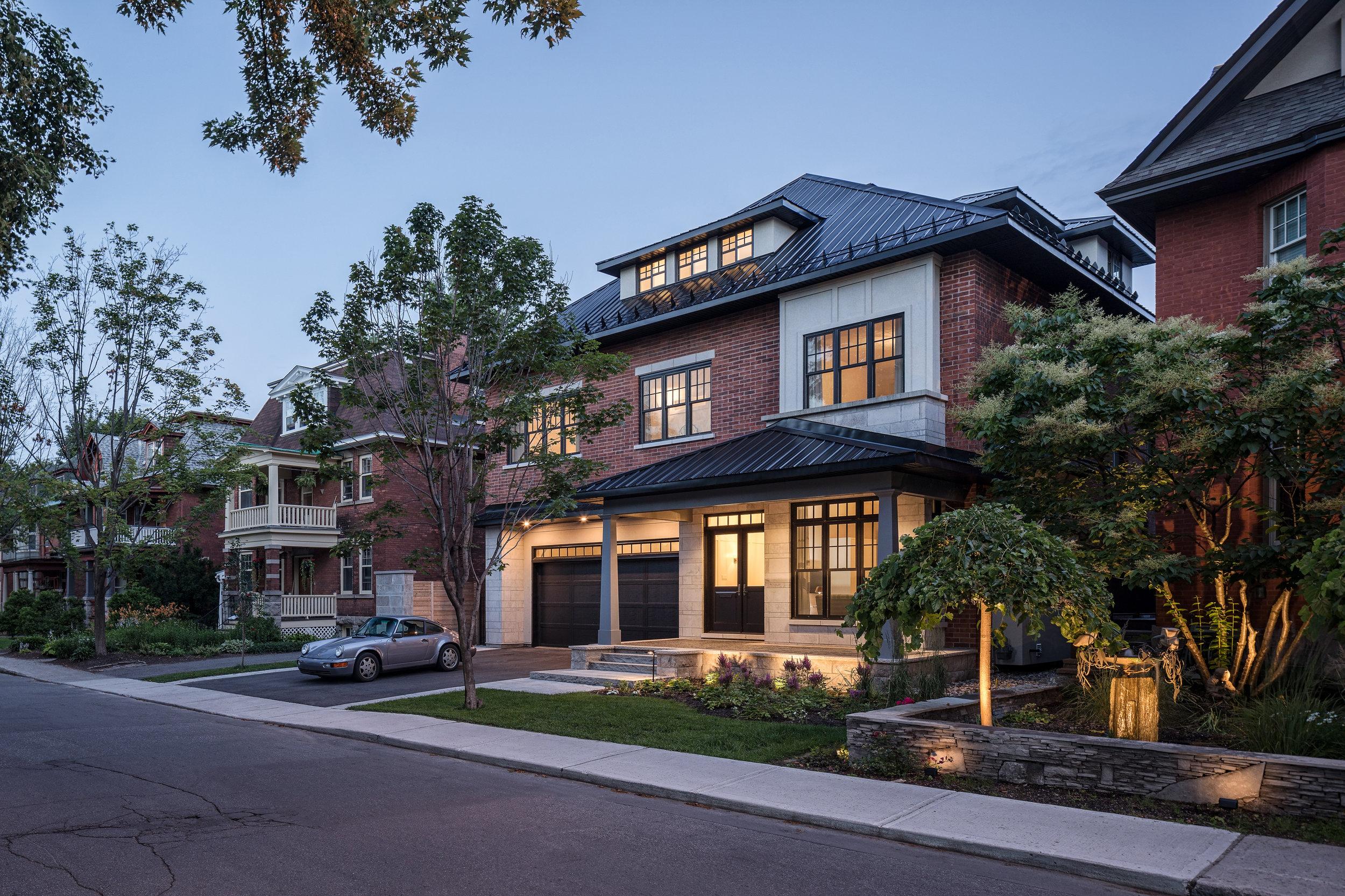 Glebe Avenue Residence