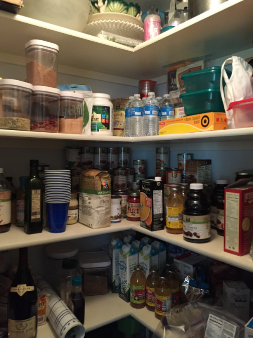 Lazy Ours Miracle Pantry
