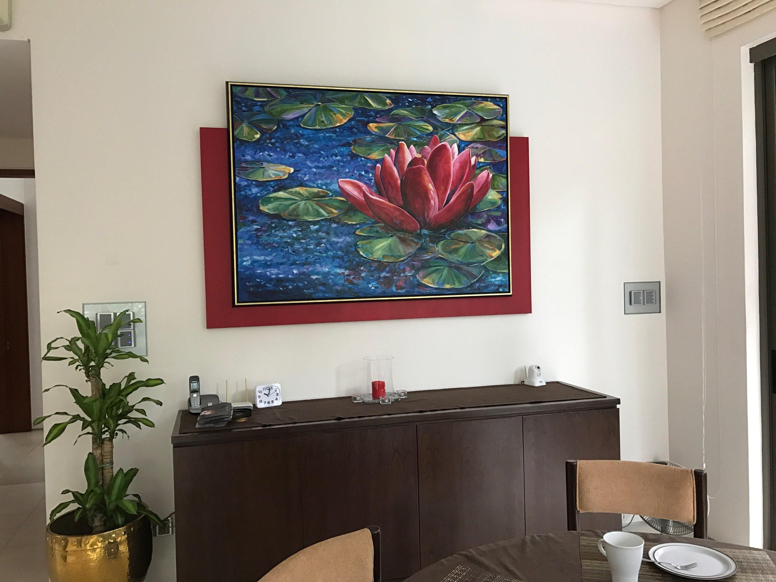 Lotus for Singapore