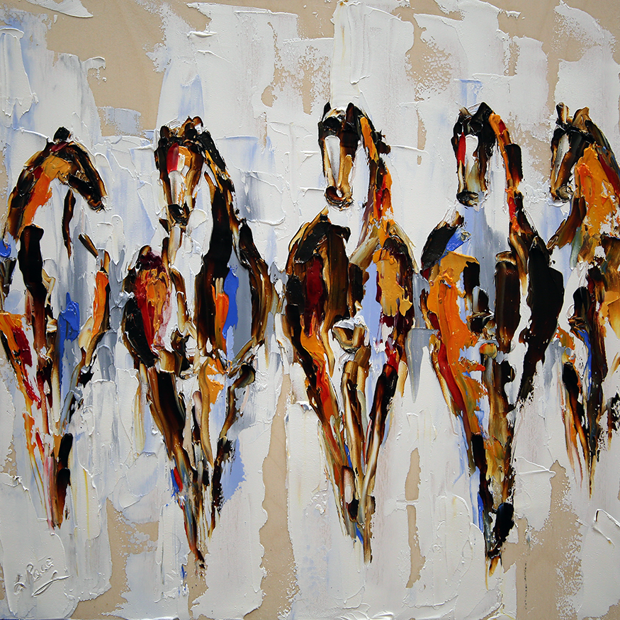 350 web Five Return 12 x 12 in Oil on Birch Laurie Justus Pace Pure Justus Collection.png