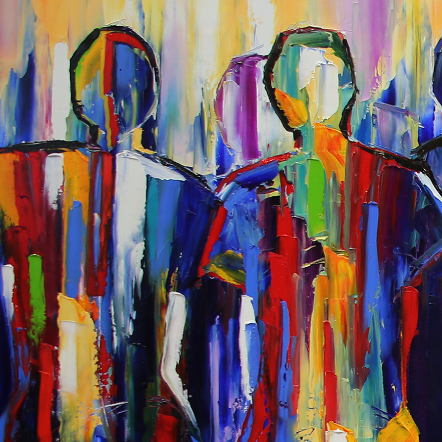 350 1 web Human Kind Be Both 90 x 60 oil on canvas .png