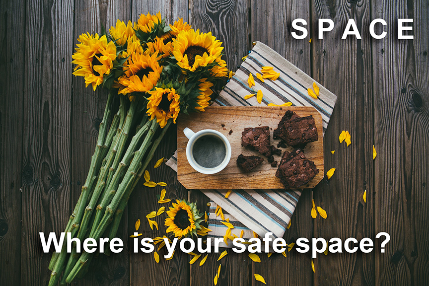 Make a Safe Space for your website on Squarespace with web designer Laurie Pace