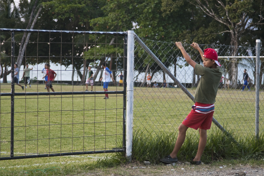 Pavones Soccer Field