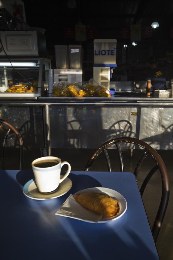 Cafe y Empanada