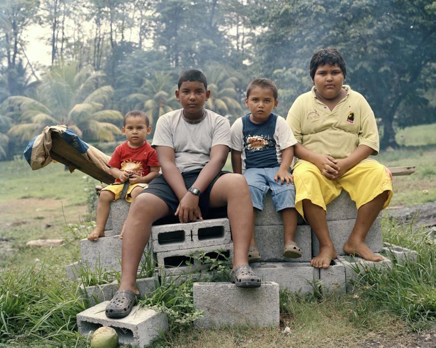 Antony, Harold, Agel, y Hector