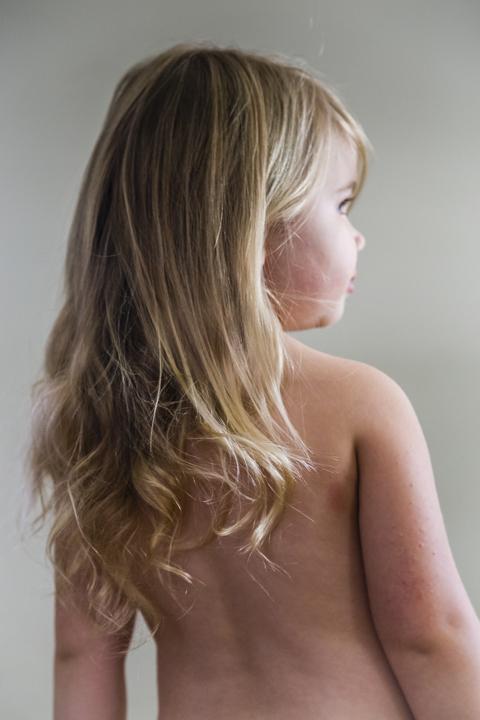 Baby Hair, Before First Haircut