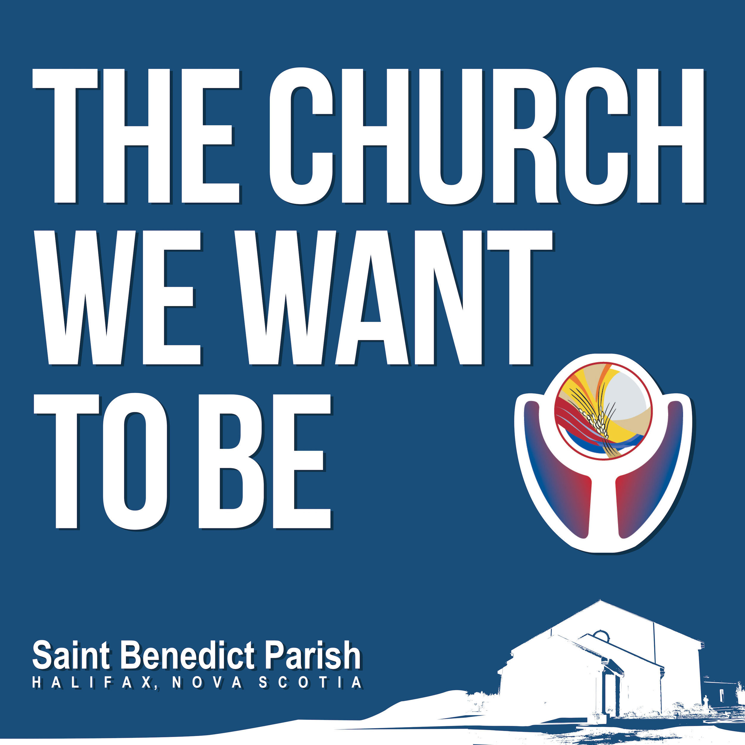 The Church We Want To Be - We've launched a new podcast!The Church We Want to Be with host, Matt Vaughan. Click on the podcast logo to listen and subscribe! And click here to listen on Apple Podcasts!