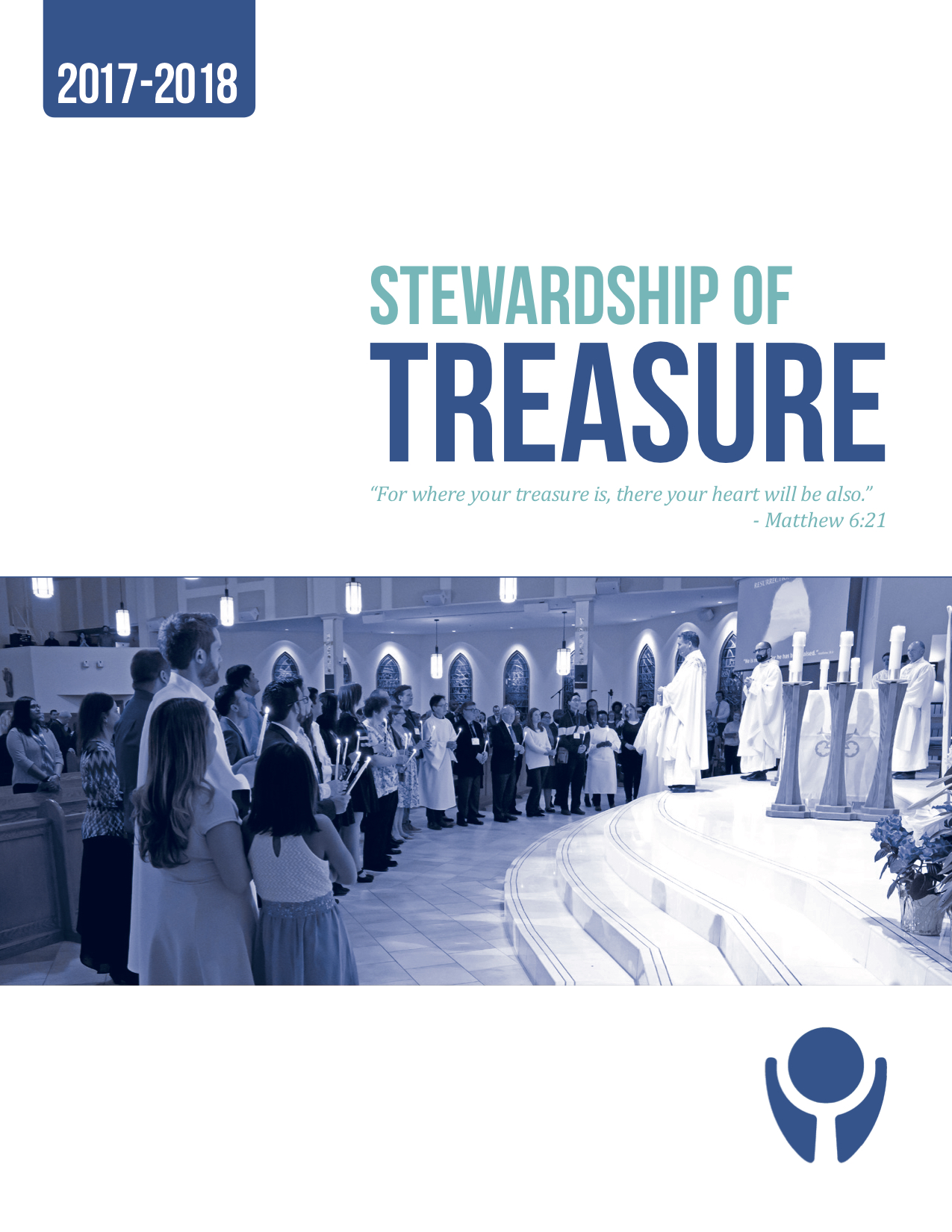 Treasure Booklet, 2017-2018 - Click on the cover of our Treasure Booklet to view an electronic copy. Printed copies will be available at Mass on the weekend of April 28/29th.