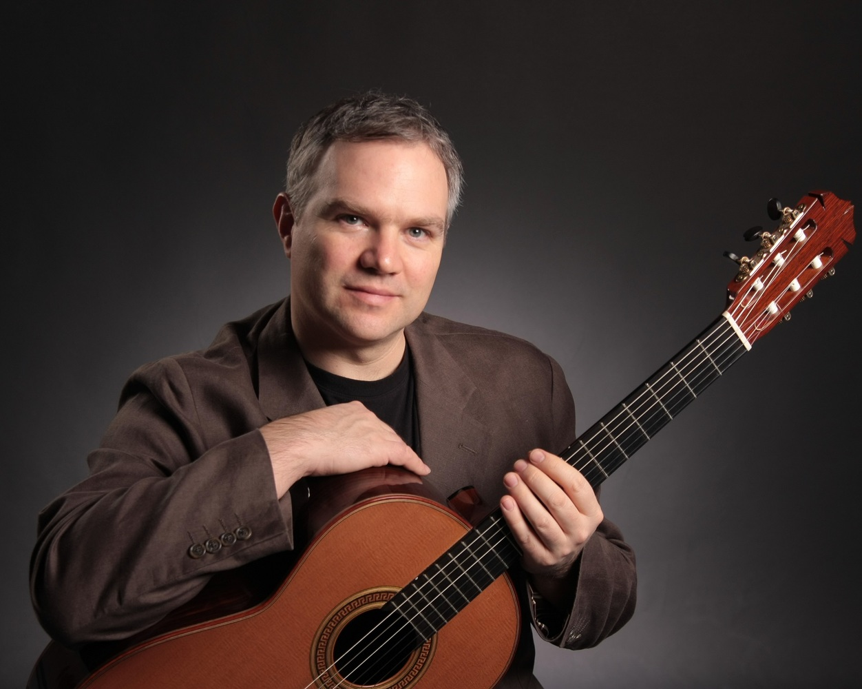 Michael LeFevre  http://michael-lefevre-guitar.com/  Michael began classical guitar studies in high school at the Willoughby School of Fine Arts in Northeast Ohio. He studied with Steve Novacek at the Cornish College of the Arts in Seattle, where he earned a degree in 1992. He has taken masterclasses from some of the world's greatest soloists, including Pepe Romero, David Russell, Eduardo Fernandez, and Paul Odette. In 1193 he took first prize at both the Northwest Guitar Festival and Portland Guitar Festival competitions and began teaching private lessons at the Rosewood Guitar Shop in Seattle. In 1995 he took forst prize at the International Guitar Congress Competition in Corfu, Greece. In 2001 Michael was awarded the Northwest Young Artist Award Trou-Prize from the Seattle LMC, a competition open to all classical performers. In addition to solo performances in venues such as Seattle's Benaroya Hall, Michael has Performed with such ensembles as the Seattle Opera, the Seattle Guitar Trio, and the St. Helens String Quartet. He has taught at Cornish and Whitman Colleges and is currently on the faculty at Walla Walla University.
