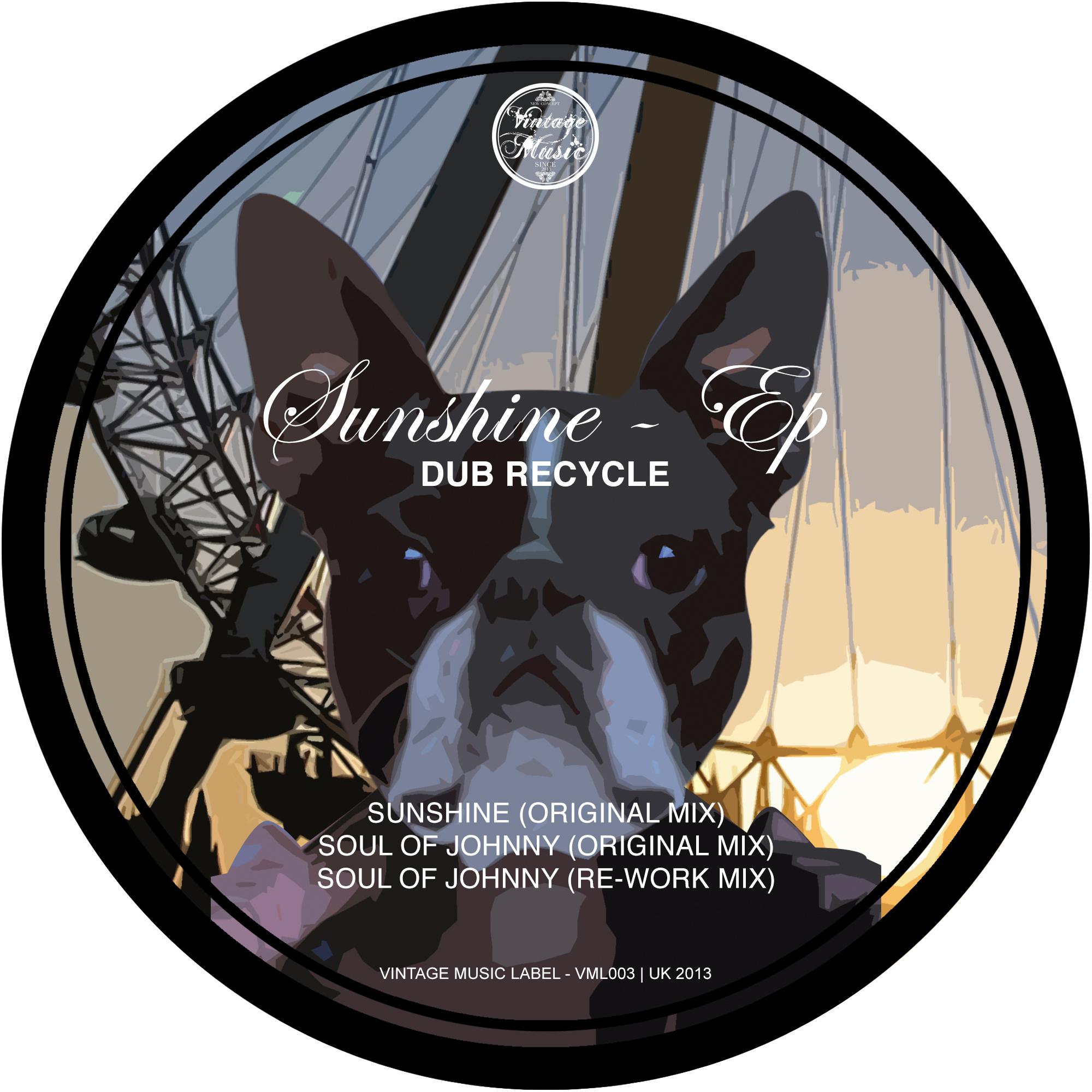 DUB RECYCLE - SUNSHINE - EP _ ARTWORK_FINAL.jpg