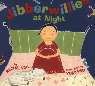 Jibberwilles, by Rachel Vail, Scholastic Press, 2008  review   Kirkus